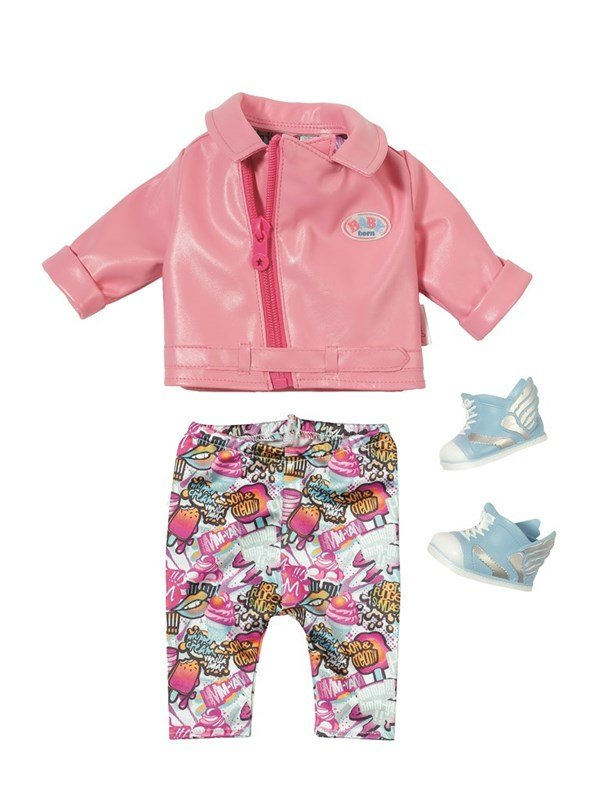 Baby Born - Deluxe Scooter Outfit (825259)