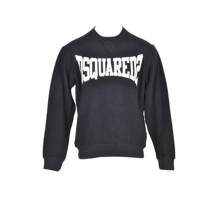 Dsquared Men's Sweatshirts Black 212096 - black 3XL