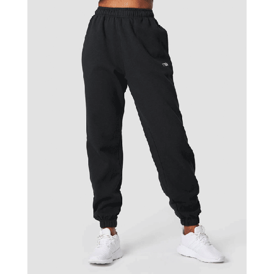 Essential Sweatpants, Black