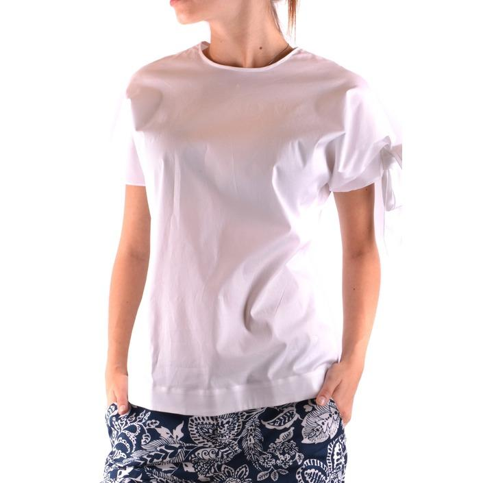 Fay Women's T-Shirt White 187097 - white XS