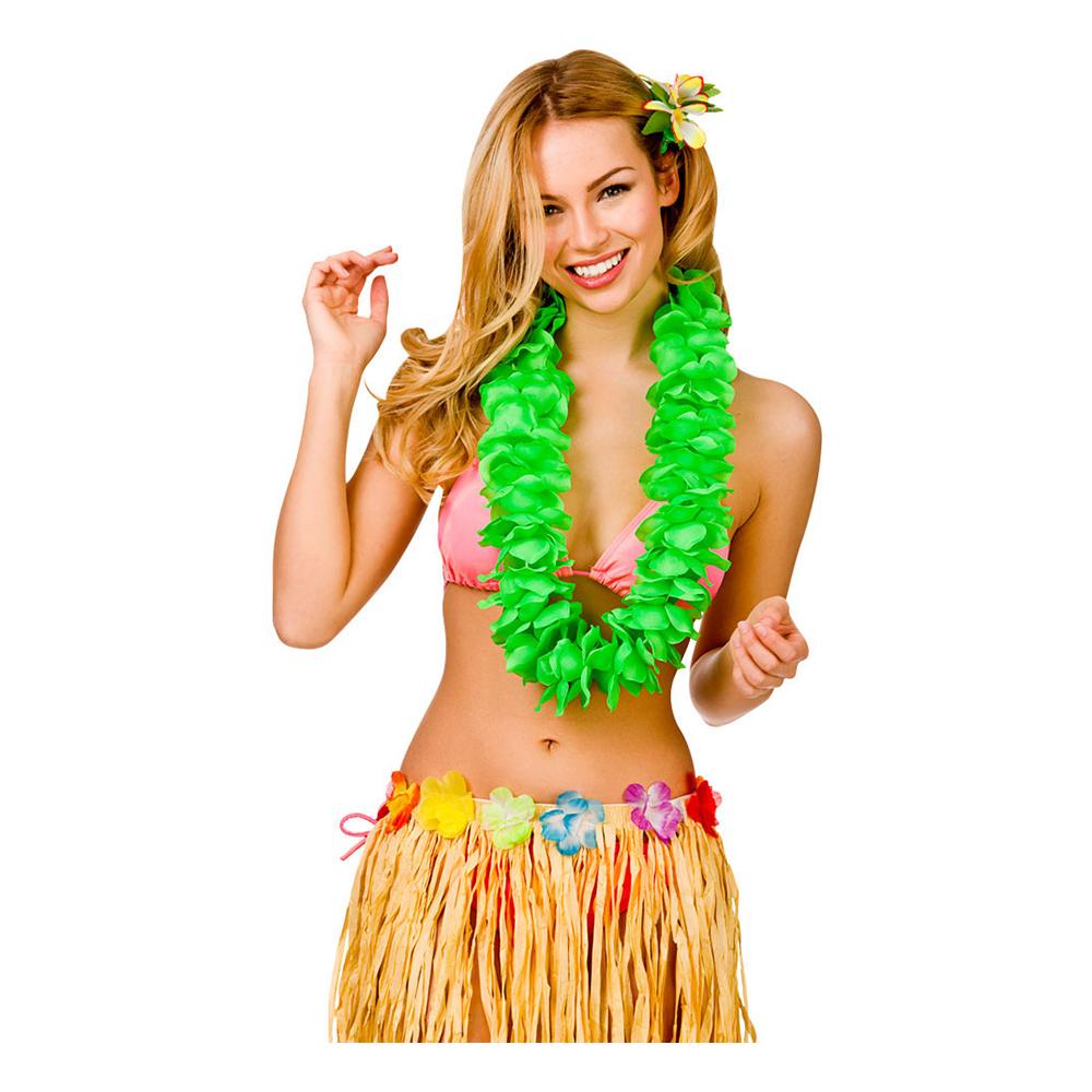 Hawaiikrans Grön