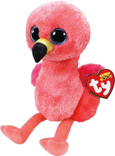 TY Kosedyr Gilda Flamingo 23 cm