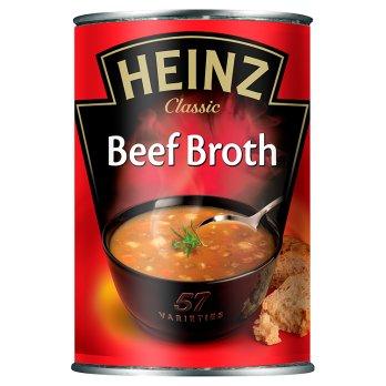 Heinz Classic Beef Broth 400g