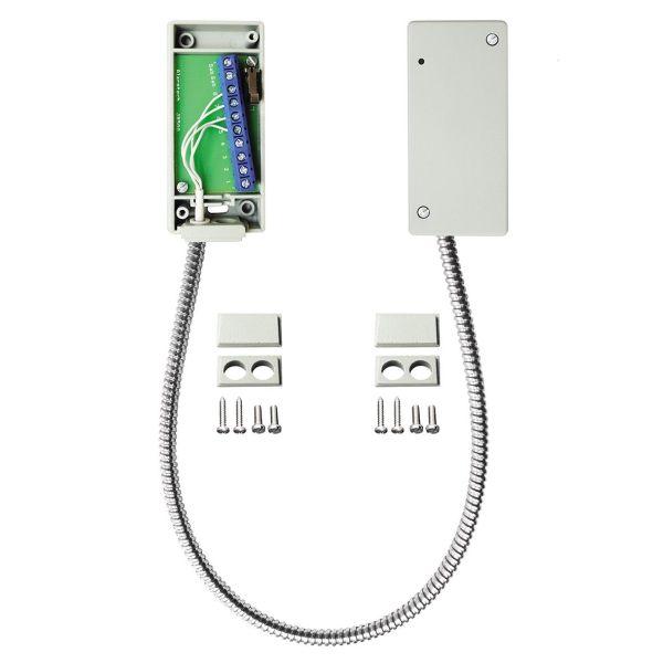 Alarmtech DL 50-40 Karmoverføring skruemodell, 5 kjerner 400 mm slange