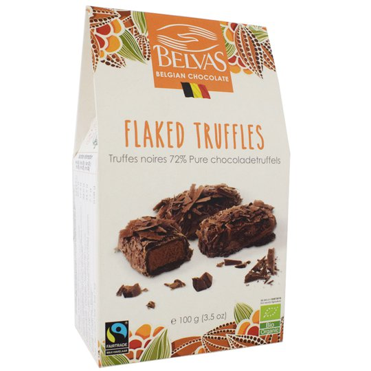 Chokladtryfflar Chokladflarn - 50% rabatt