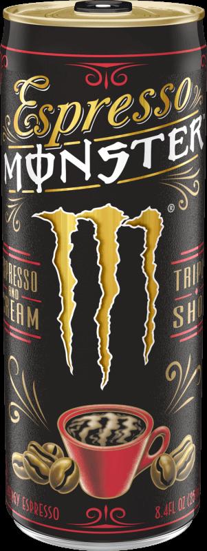 Monster Espresso & Milk 250ml