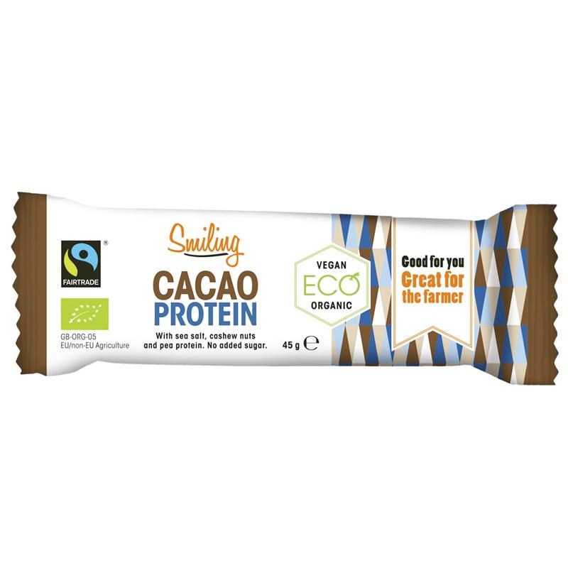 Eko Proteinbar Kakao 45g - 29% rabatt
