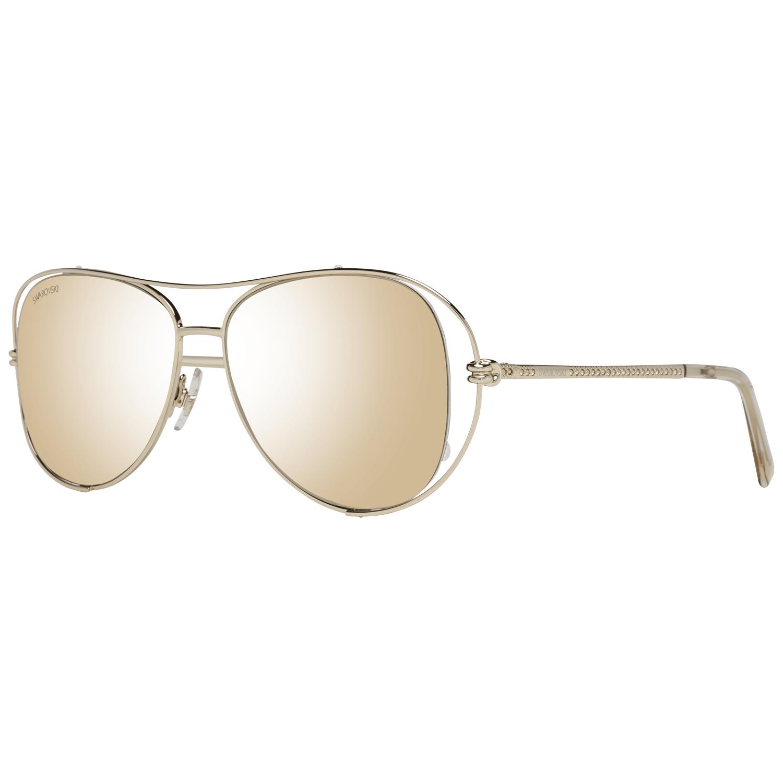 Swarovski Women's Sunglasses Gold SK0231 5532G