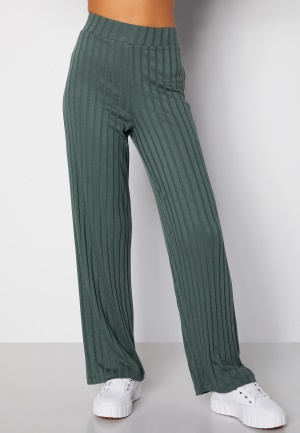 Happy Holly Mila wide pants Green 44/46