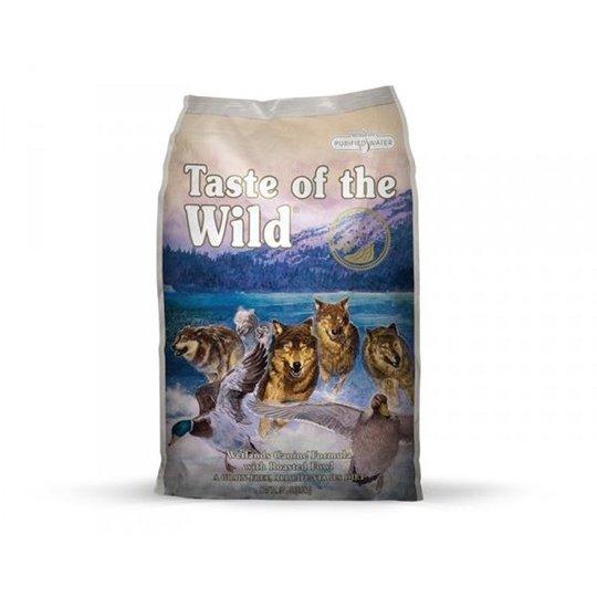 Taste of the Wild Wetlands Canine, Duck (12,2 kg)