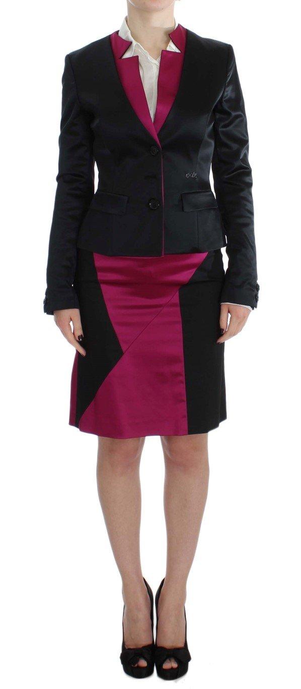 Exte Women's Two Piece Suit Black SIG30858 - IT42|M