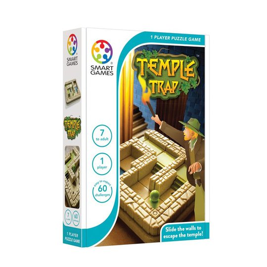 Smart Games Spill Temple Trap