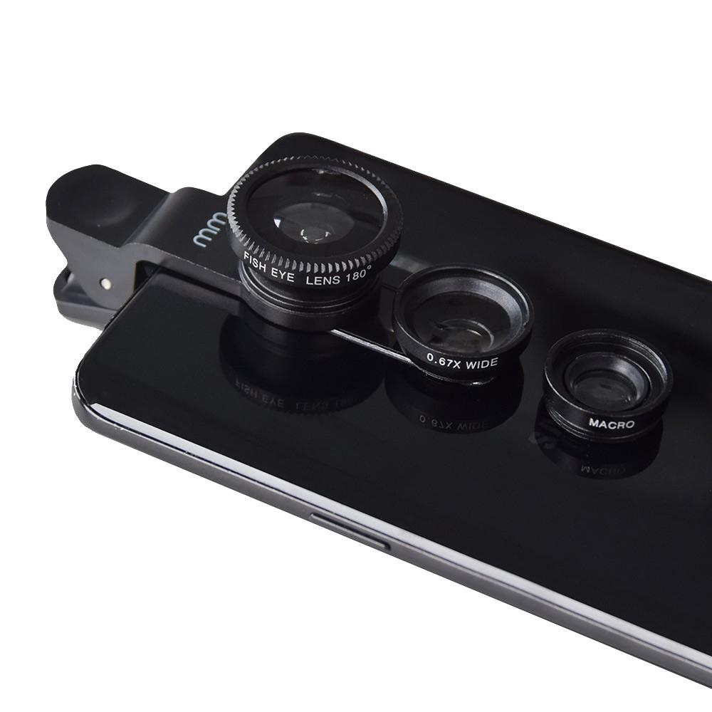 Smartphone Lens set 3-In-1 (04829)