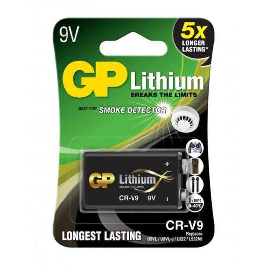 GP Batteries CRV9SD-2U1 Litiumparisto 9 V