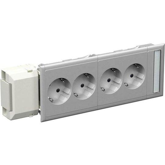 Schneider Electric 5940043 Orjapistorasia 210 x 84 x 39 mm Alumiini