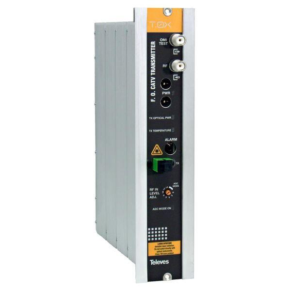 Televes 234811 Optisk sender 1550 nm, 10 dBm