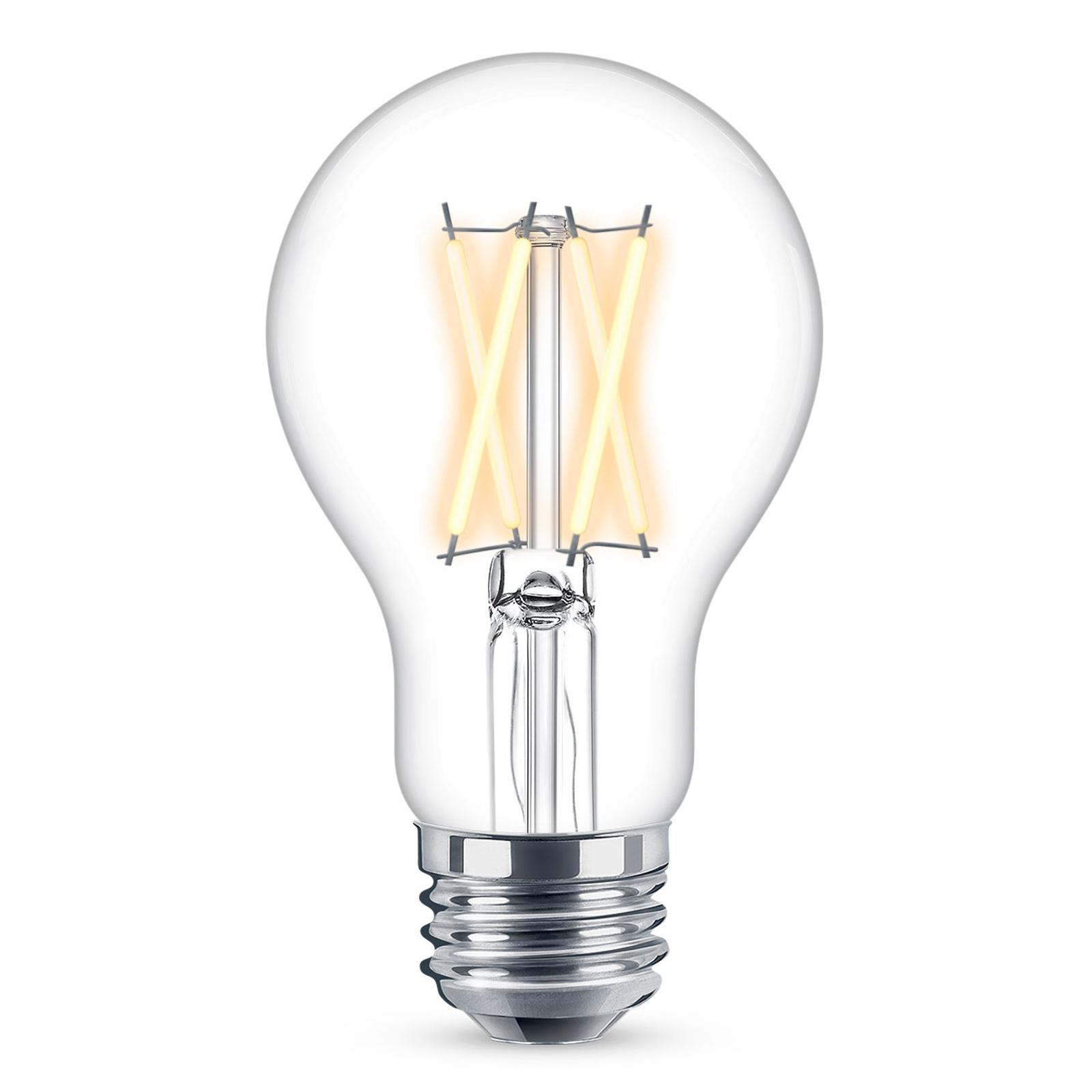 WiZ E27 LED A60 hehkulanka 6,5 W 2200 - 5500K