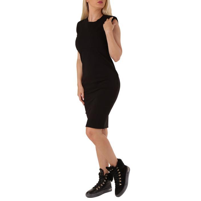Diesel Women's Dress Black 312517 - black 2XS