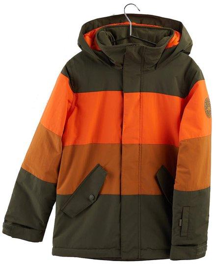 Burton Symbol Jakke, Orangeade Multi, L