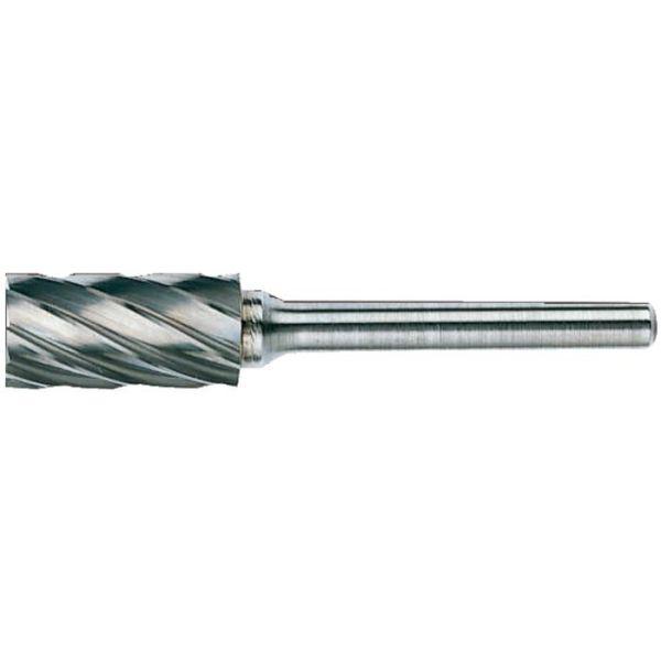 Bahco A0616AL06E Roterende fil for aluminium, 6 x 16 x 51 mm