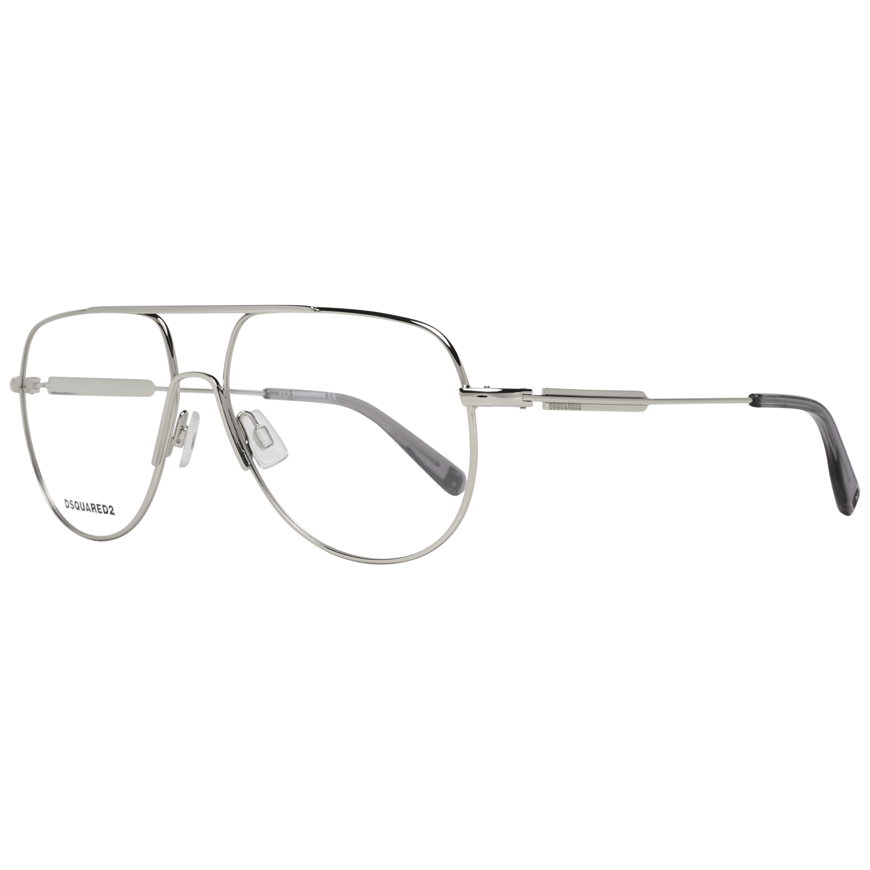 Dsquared² Men's Optical Frames Eyewear Grey DQ5315 57016