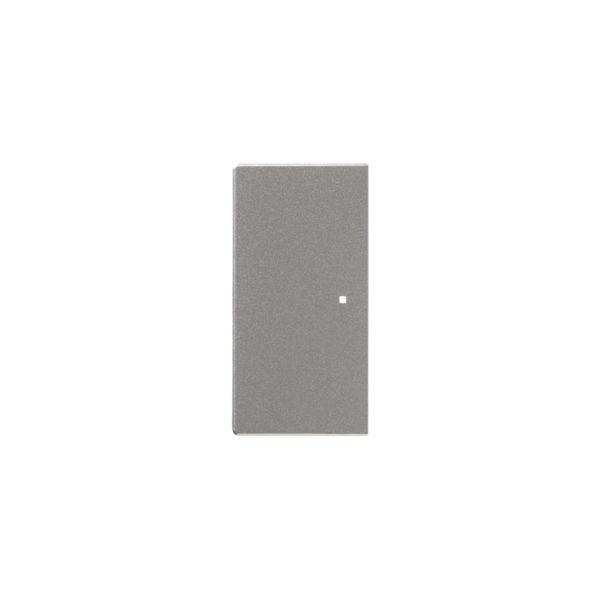 ABB Impressivo 6220-0-0153 Yksiosainen vipupainike vasen/oikea Alumiini