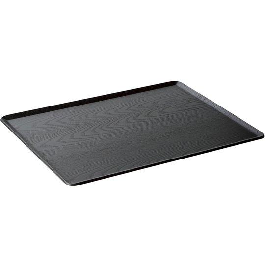 Kinto Bordstablett i svart vide (43x33cm)