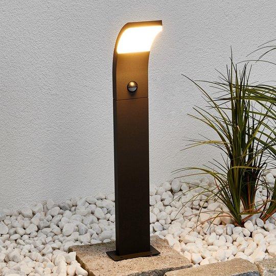 Timm – LED-pylväsvalaisin, liiketunnistin, 60 cm