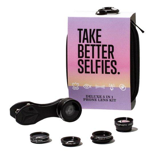 Linskit till Mobilen Take Better Selfies
