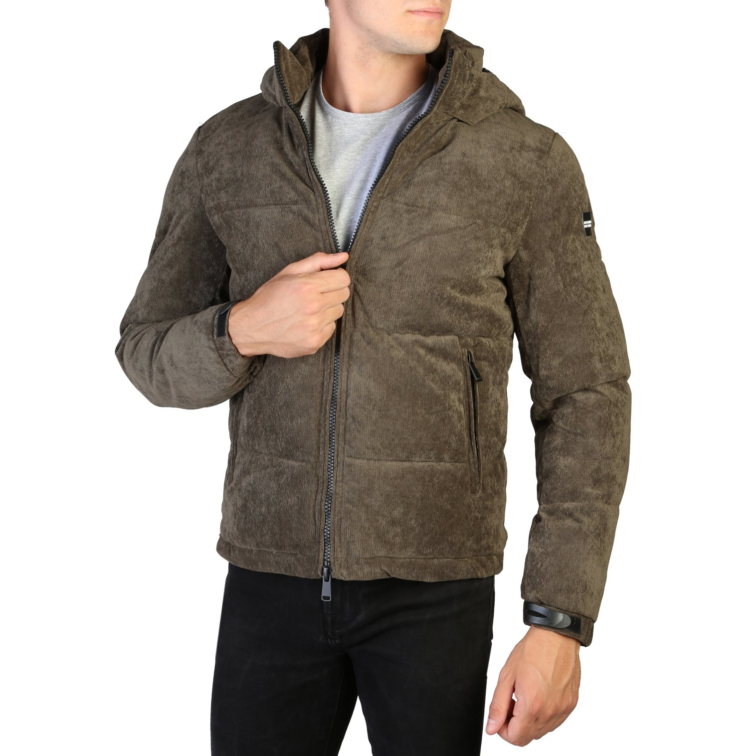 Alessandro Dell'Acqua Men's Jacket Various Colours 348318 - green XL