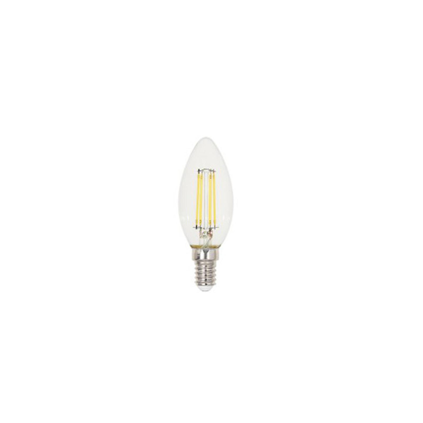 Westinghouse-LED-lamppu E14 4,5W 2 700 K himmennys