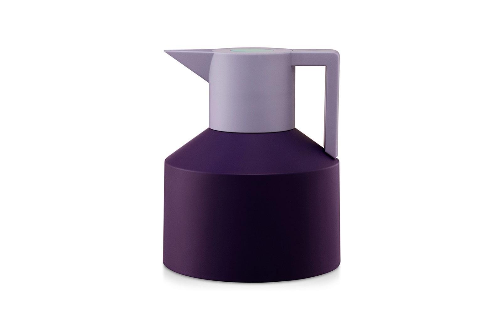Normann Copenhagen - Geo Vacuum Jug - Purple (251504)
