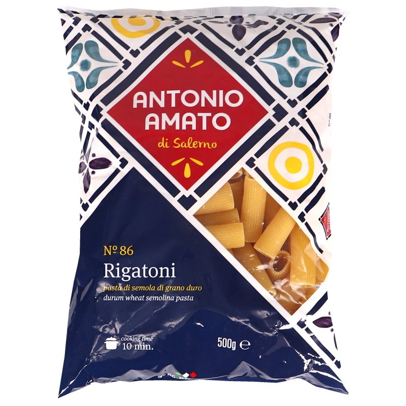 Pasta Rigatoni Durumvete - 12% rabatt