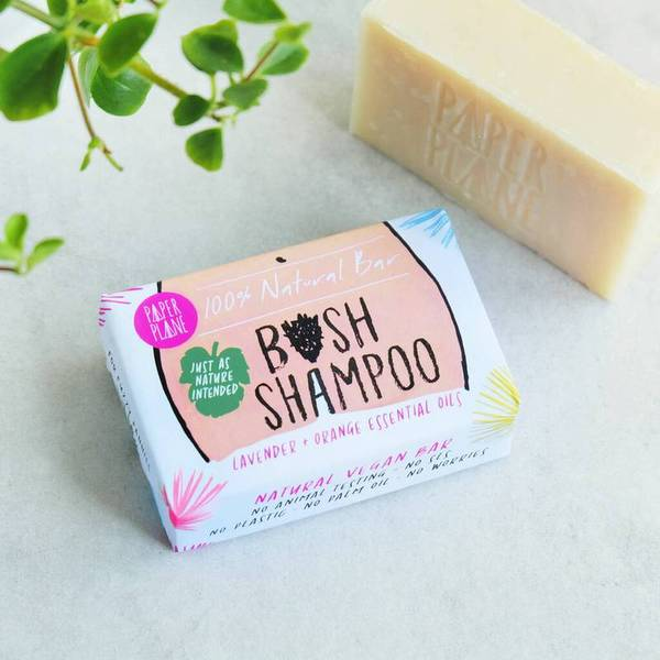 Bush Shampoo Bar
