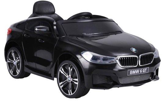 BMW 6 GT, Svart