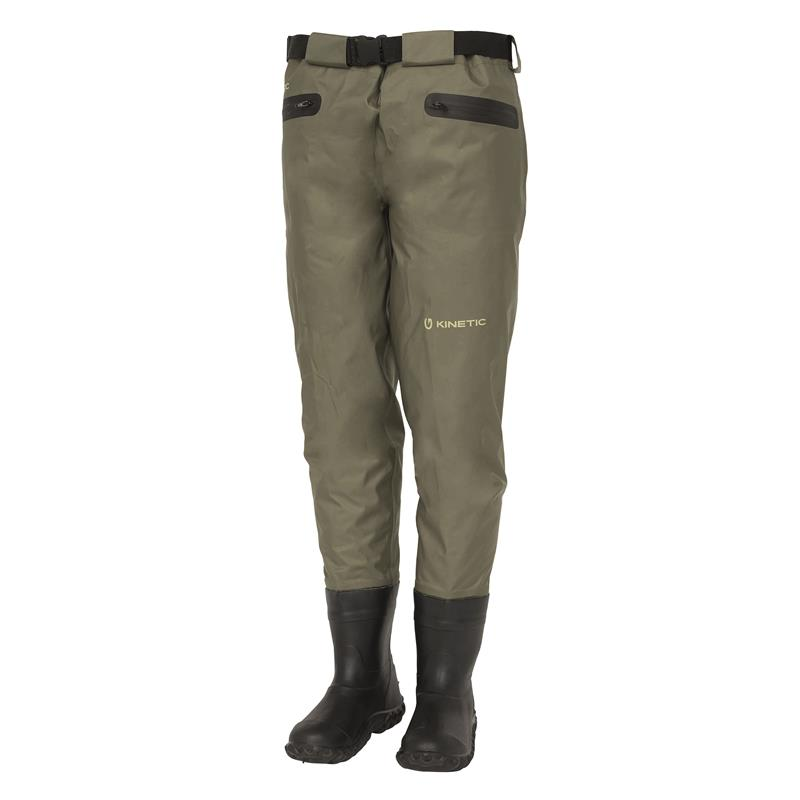 Kinetic ClassicGaiter Bootfoot Pant L Olive, 44/45