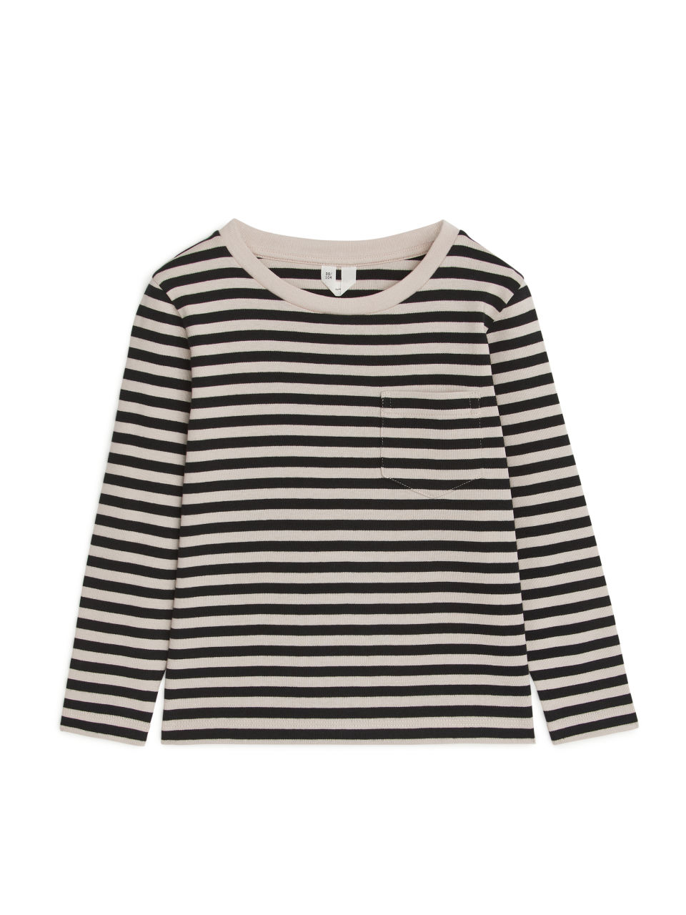 Striped Long Sleeve - Beige