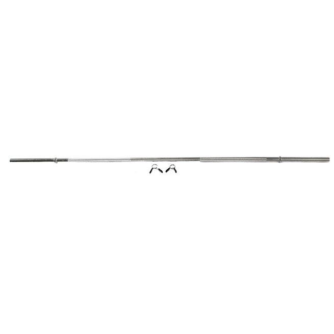 Hammer Sport Barbell 198cm, Skivstång