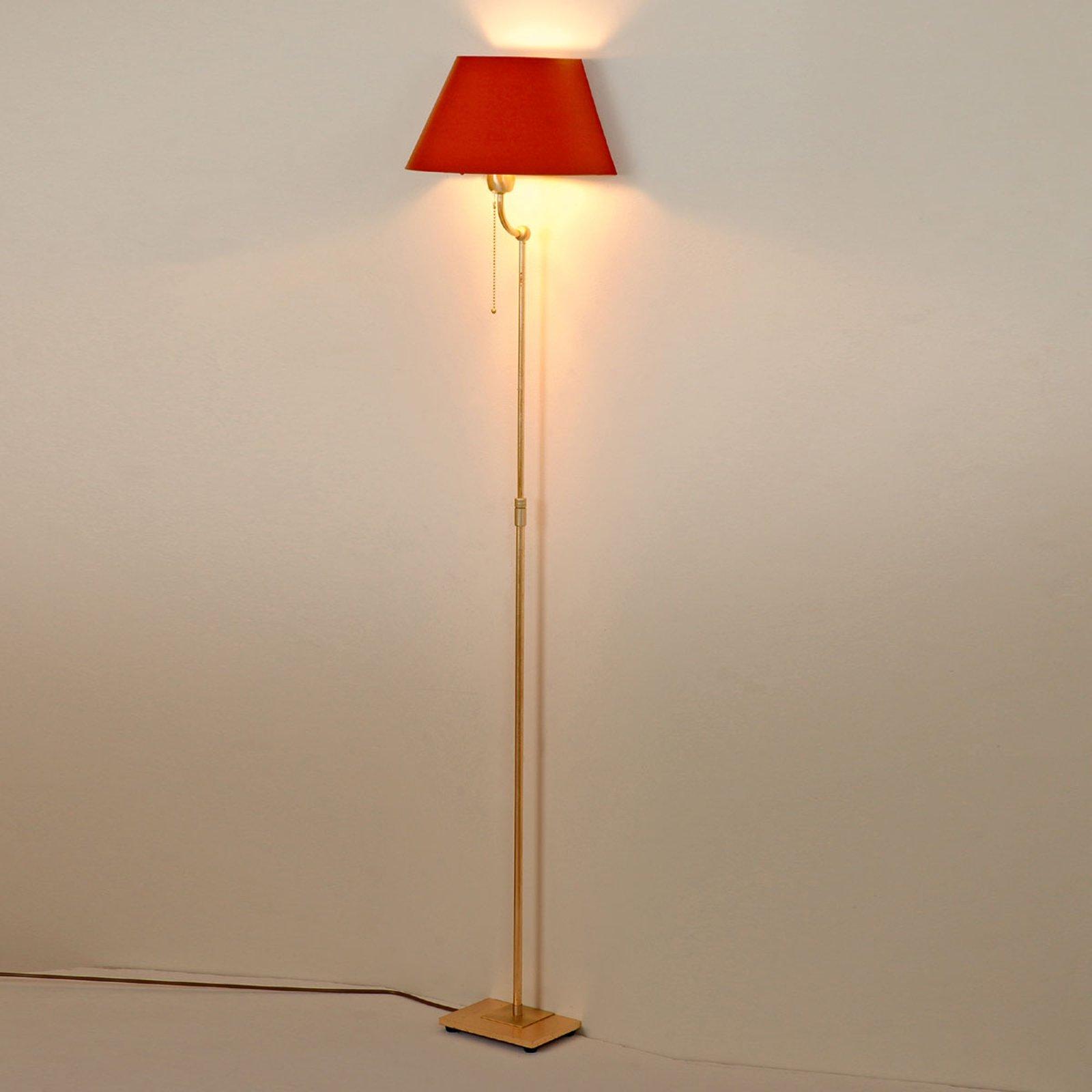 LIVING ELEGANT - en gulvlampe utenom det vanlige