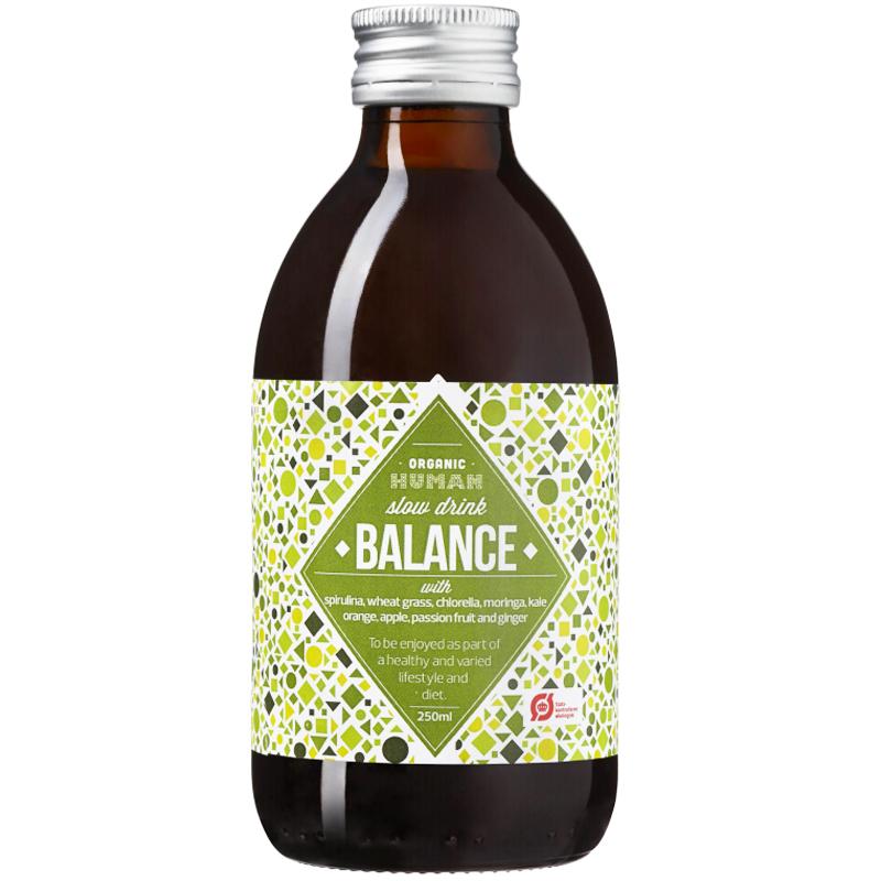 "Dryck ""Slow Drink Balance"" 250ml - 71% rabatt"