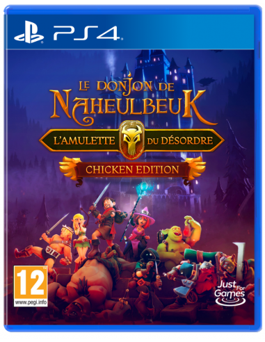 The Dungeon of Naheulbeuk - Amulet of Chaos Chicken Edition