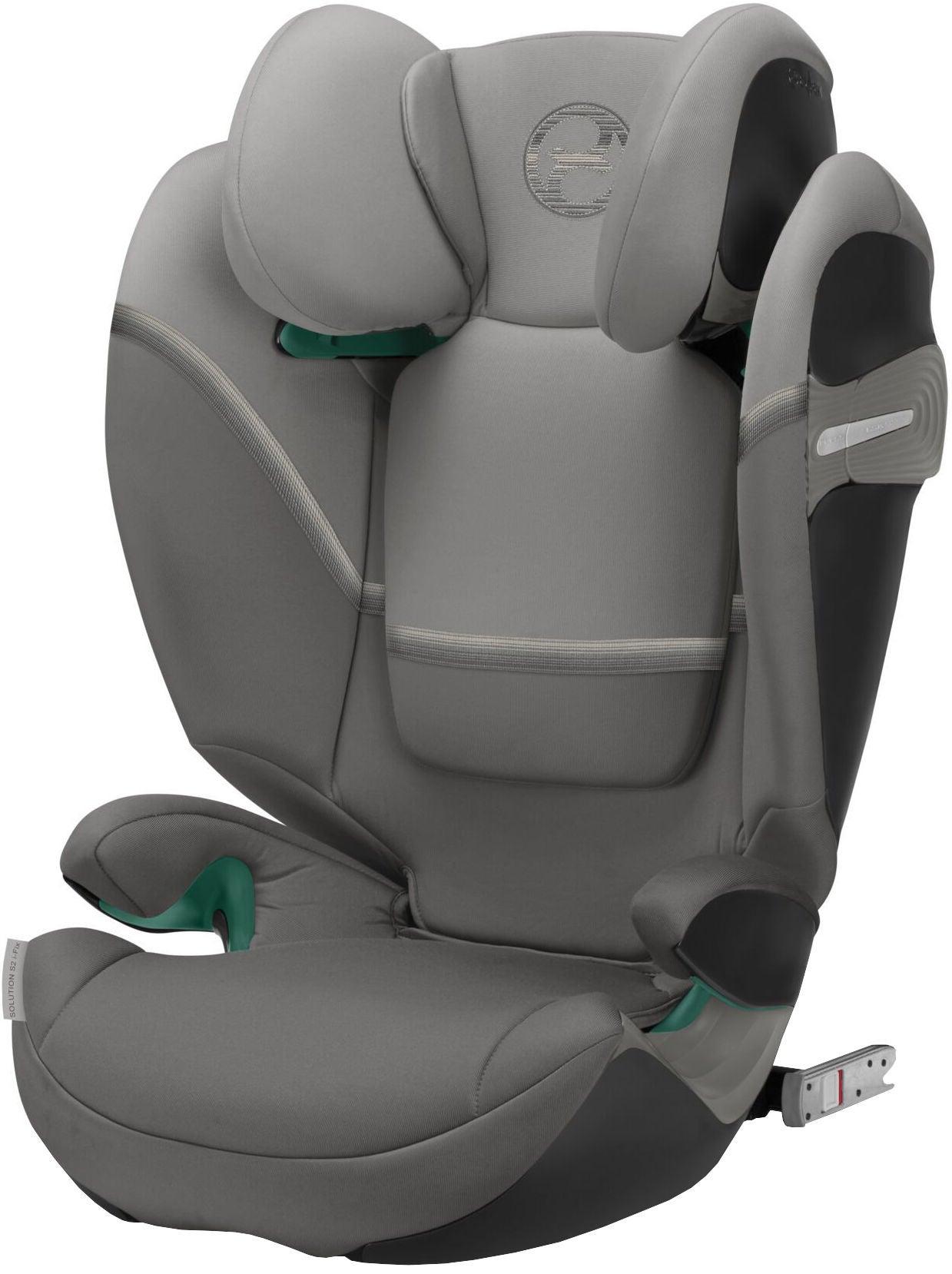 Cybex Solution S2 i-Fix Bältesstol, Soho Grey