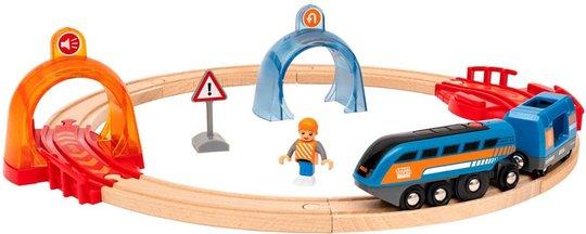 BRIO 33974 Smart Tech Tunnel 14 deler Med Interaktive Funksjoner