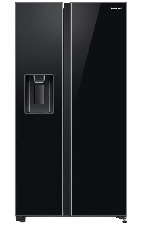 Samsung Rs65r54112c Side-by-side - Svart