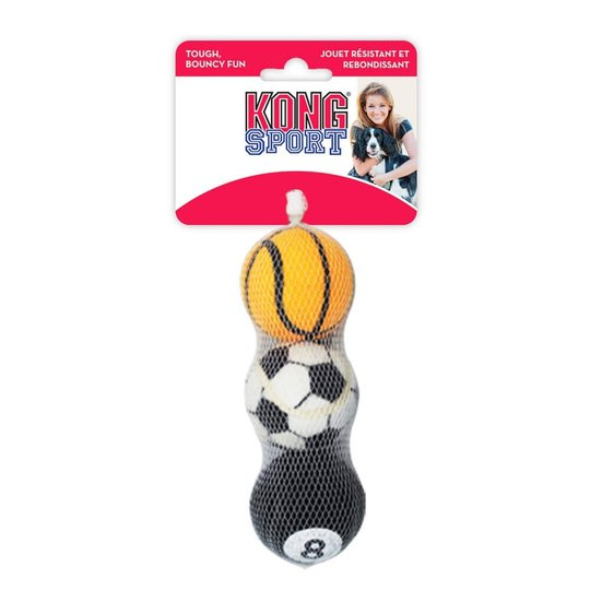 KONG Sports Balls 3-pack (M)