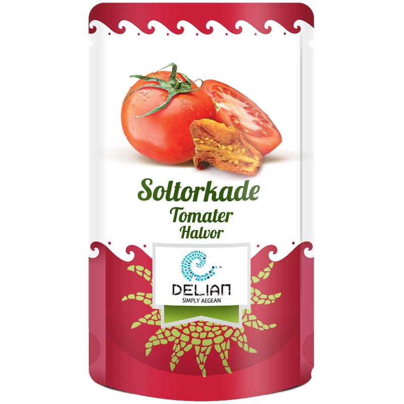 Soltorkade Tomater Halvor 70g - 64% rabatt