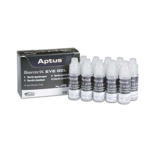Aptus Sentrx Eye Gel 10X3ml
