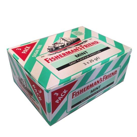 Fisherman Mint 3-Pack - 40% rabatt