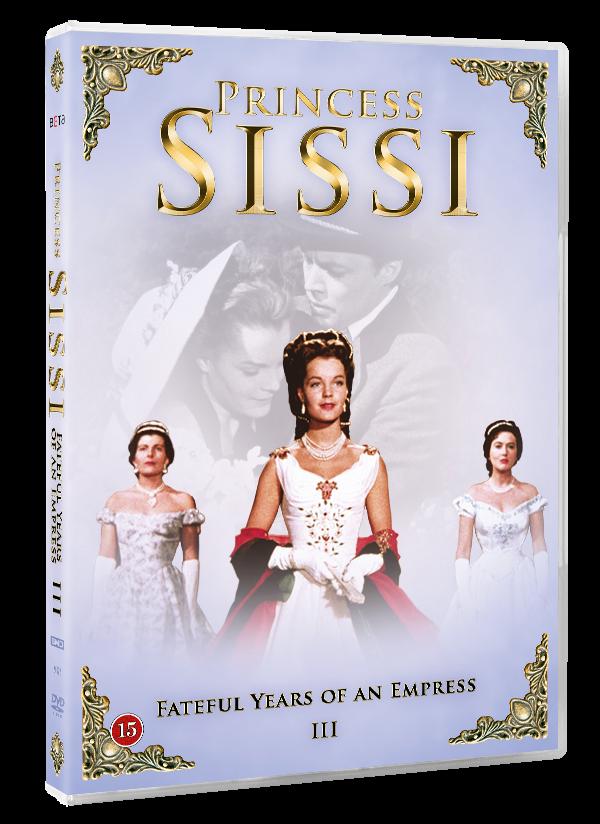 Prinsesse Sissi 3- DVD