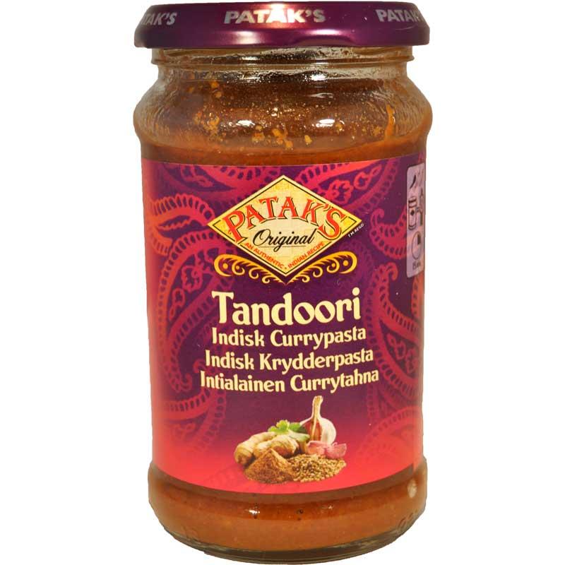 Tandoori Currypasta - 63% rabatt